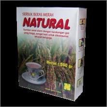 Serbuk Beras Merah Natural (SBMN)